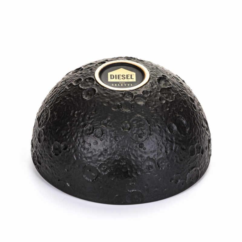 Cosmic Diner - Kom 'Maan' 14 cm / Lunar Bowl small - Seletti Diesel Living