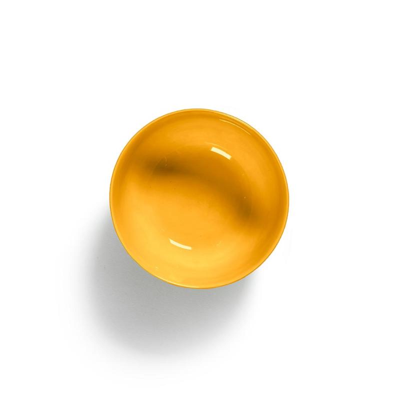 Kom 16 cm Geel & Rood - Ottolenghi / Serax