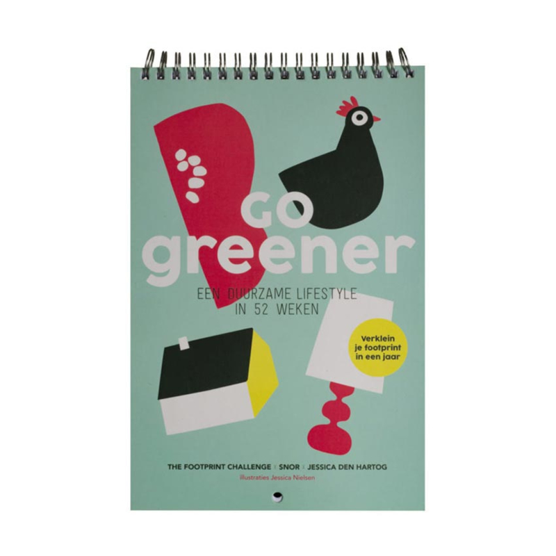 Kalender: Go greener - Laura Moningka & Miriam Melchers
