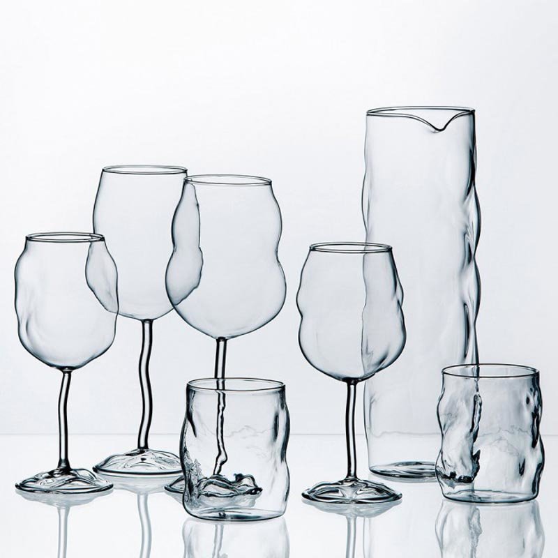 Wijnglazen 'Glass from Sonny' - Seletti