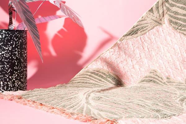 Beddensprei 'Malabar' N°1 Cameo Pink - Roos Soetekouw