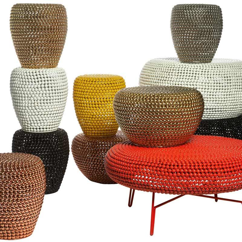 Dot stool, kruk of bijzettafel - Pols Potten