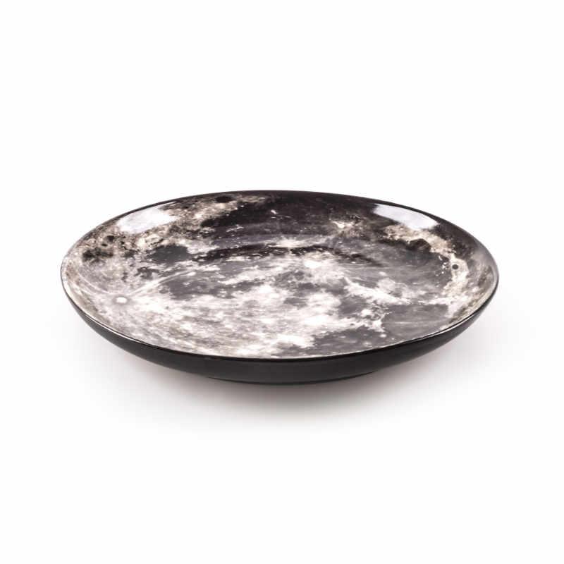 Cosmic Diner - Dinerbord 30 cm 'Moon' - Seletti Diesel Living