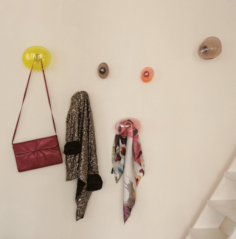 Bubble hangers S / Kapstok knop - Petite Friture