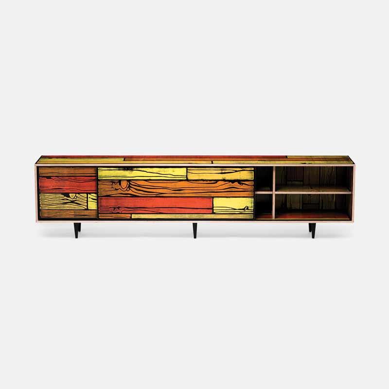 Wrongwoods Cabinet 2600 - Established & Sons