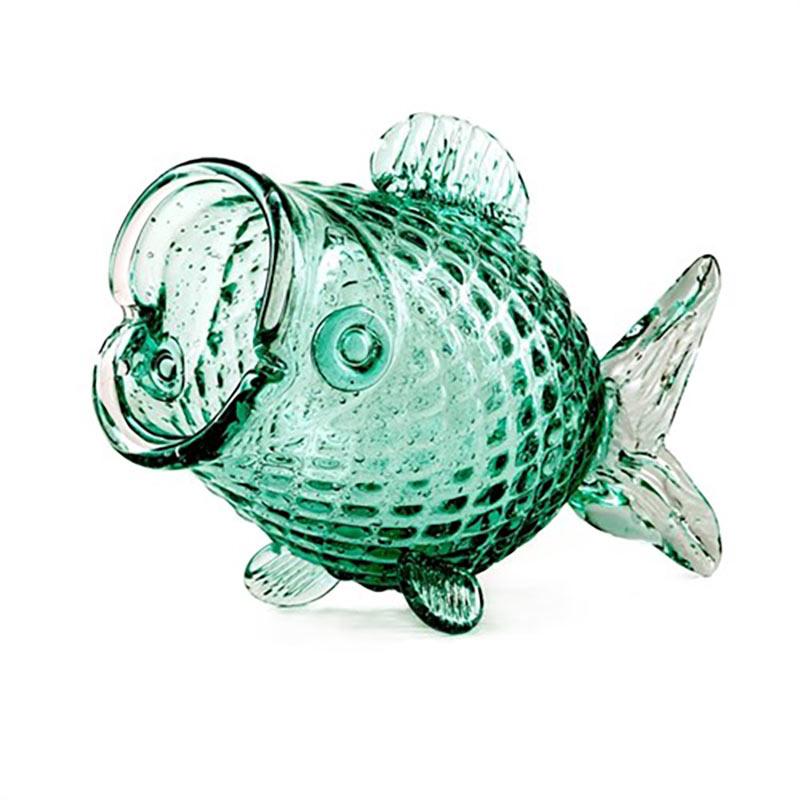 Vaas Jar Fat fish - Pols Potten