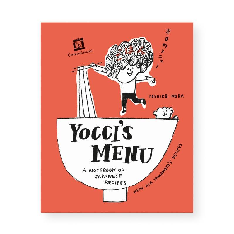 Yocci's Menu - A Notebook Of Japanese Recipes