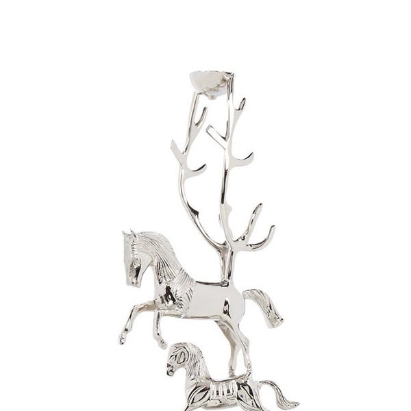 Kandelaar 'Horse candle stand' - Pols Potten