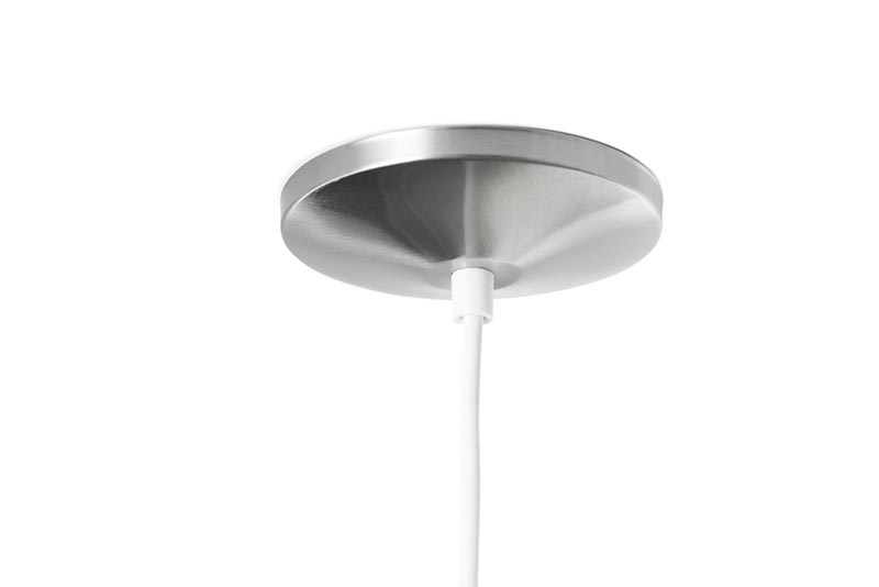 Nelson Saucer Wall Sconce Cabled wandlamp - HAY