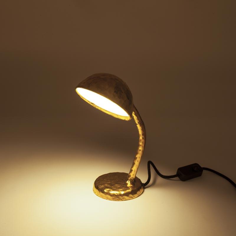 Gouden 'Fingers' Tafellamp - Seletti