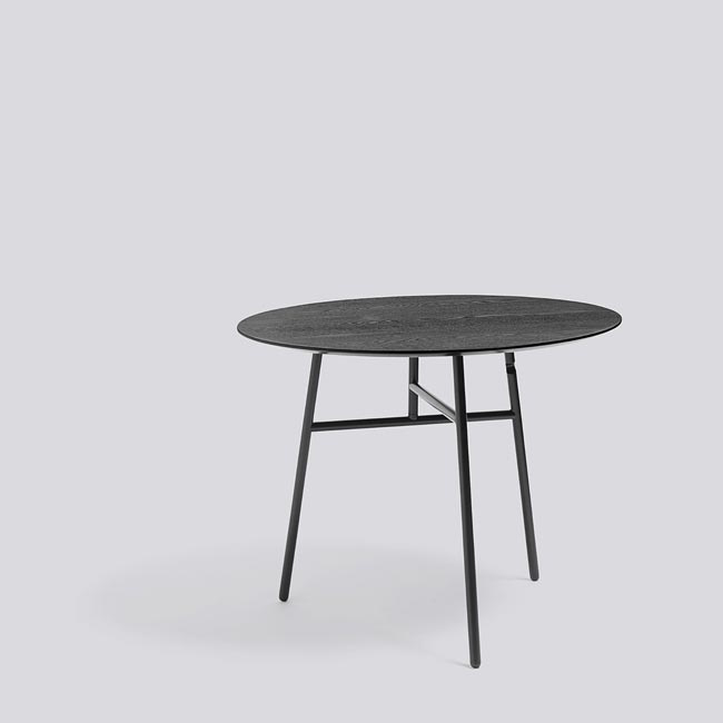 Inklapbare ronde Tilt Top Table / Tafel - HAY