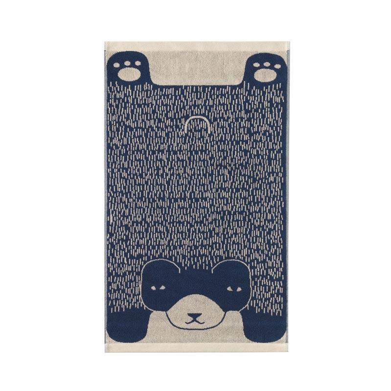 Handdoeken Bear / Beer - Donna Wilson