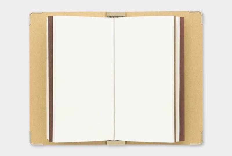 Refill 011 refill binder voor Traveler's Notebook - Traveler's Company