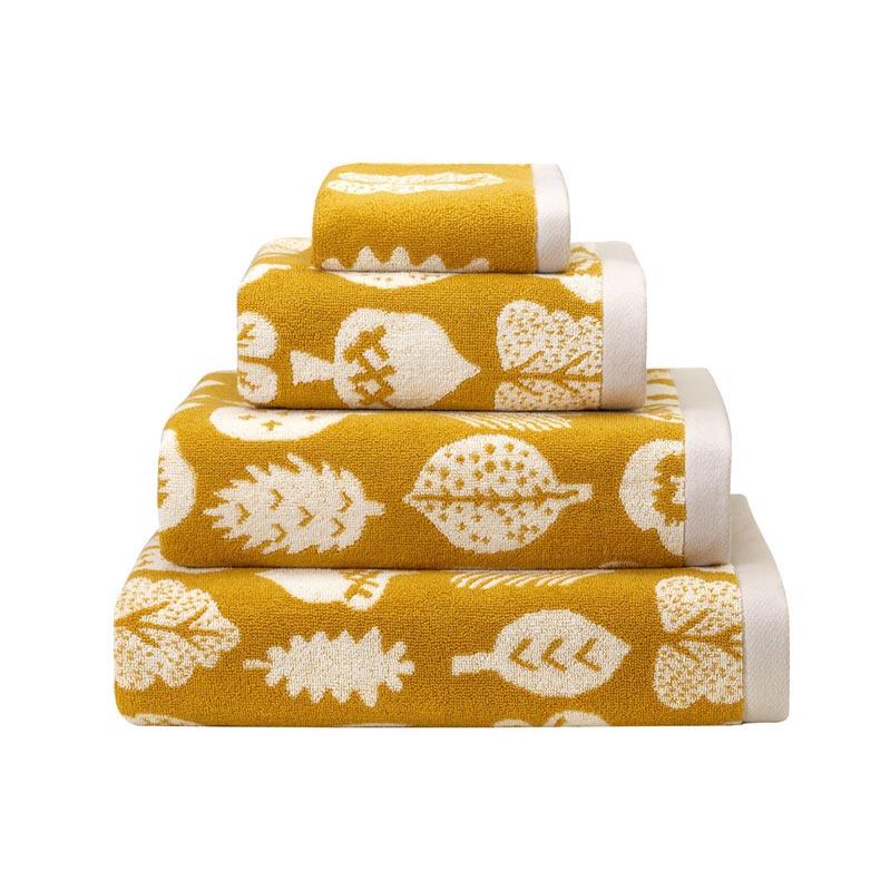 Handdoeken Eikel 'Acorn' - Donna Wilson