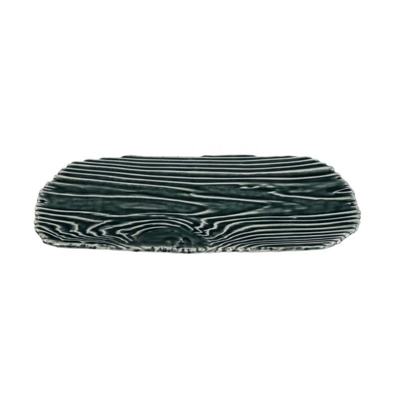 Large Sushi Plate wood / Sushi Bord houtprint