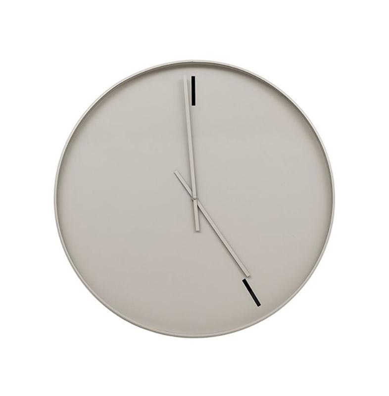 'Boring Task Clock' wandklok - Space Encounters / Lensvelt