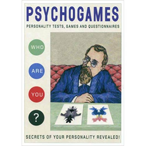 Personality game: Psychogames - Julian Rothenstein