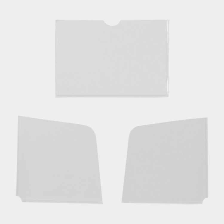 Refill 004 pocket sticker voor Traveler's Notebook - Traveler's Company