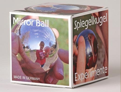 Educatief speelgoed: Glazen spiegel bal