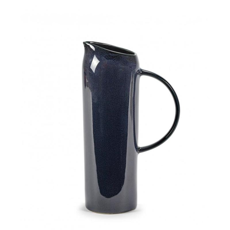 Kleine hoge schenkkan 65 CL Dark Blue - Serax / Anita Le Grelle