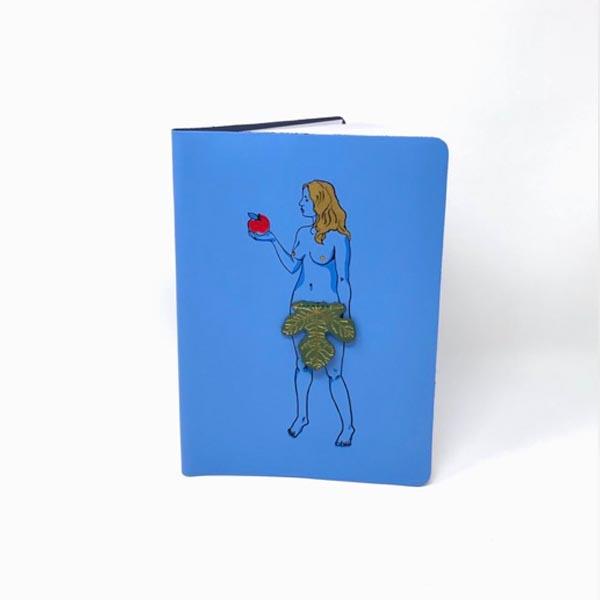 A5 Adam & Eve journal / Notitieboek - Ark Colour Design