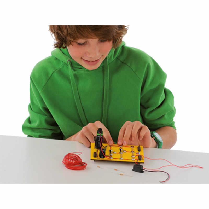 Educatief speelgoed: electronische bouwkit 'Alarmsysteem'