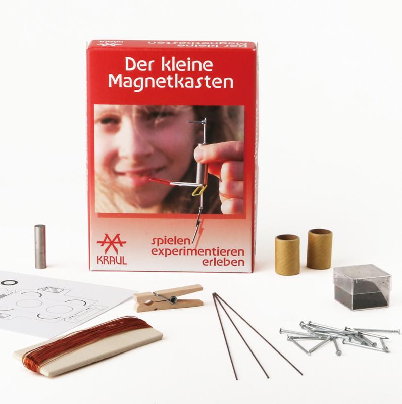 Educatief speelgoed: Magneet experimenten
