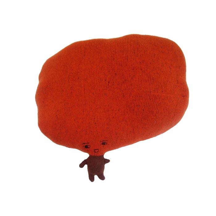 Knuffel 'Edd Red Head' - Donna Wilson