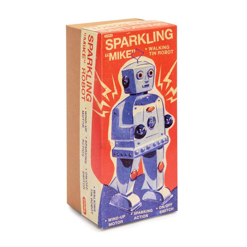 Sparkling Mike Robot - Schylling