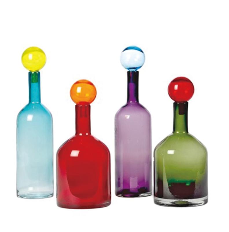 Fles met bal #4