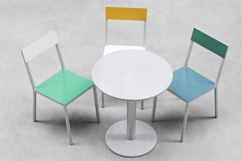 Round table s - Muller Van Severen / Valerie Objects
