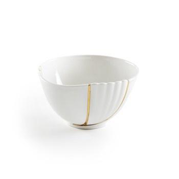 Kintsugi servies - Kom 11,5 cm (no.3)  - Seletti