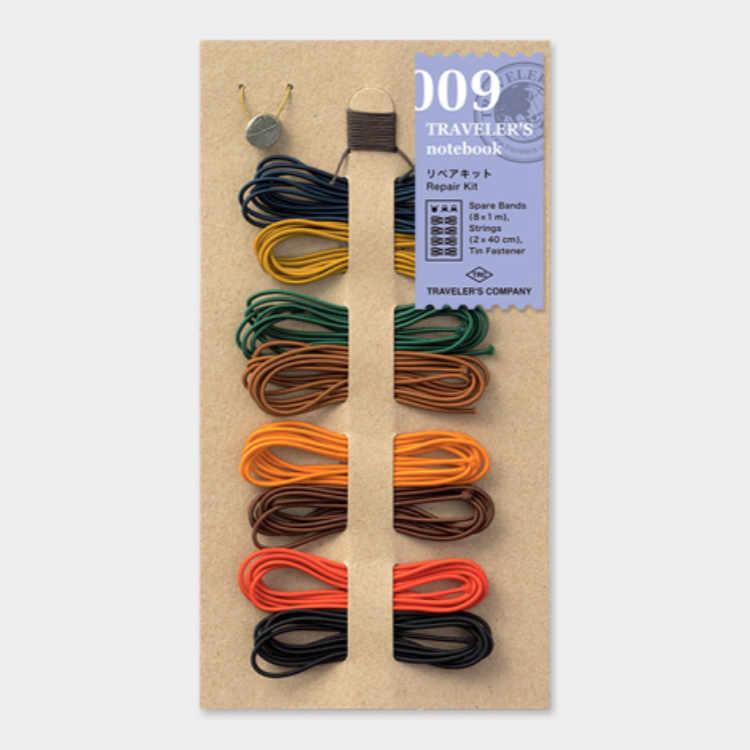 Refill 009 repair kit voor Traveler's Notebook - Traveler's Company