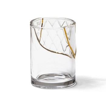 Kintsugi servies - Glas 7,6 cm (no.2)  - Seletti