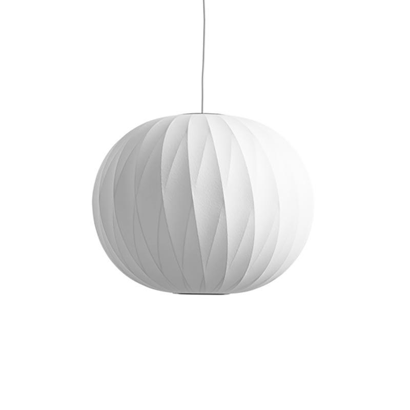 Nelson Ball Crisscross Bubble hanglamp - HAY