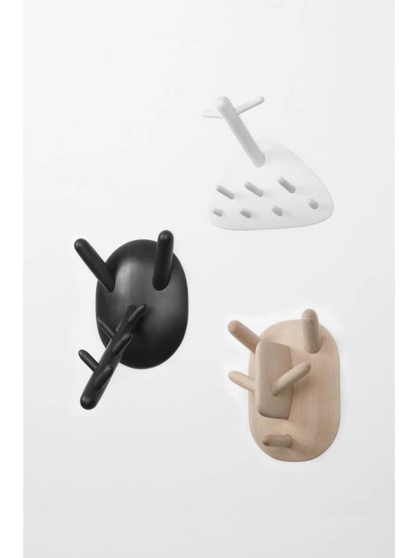 Pierre masker kapstok - Bertjan Pot / Moustache