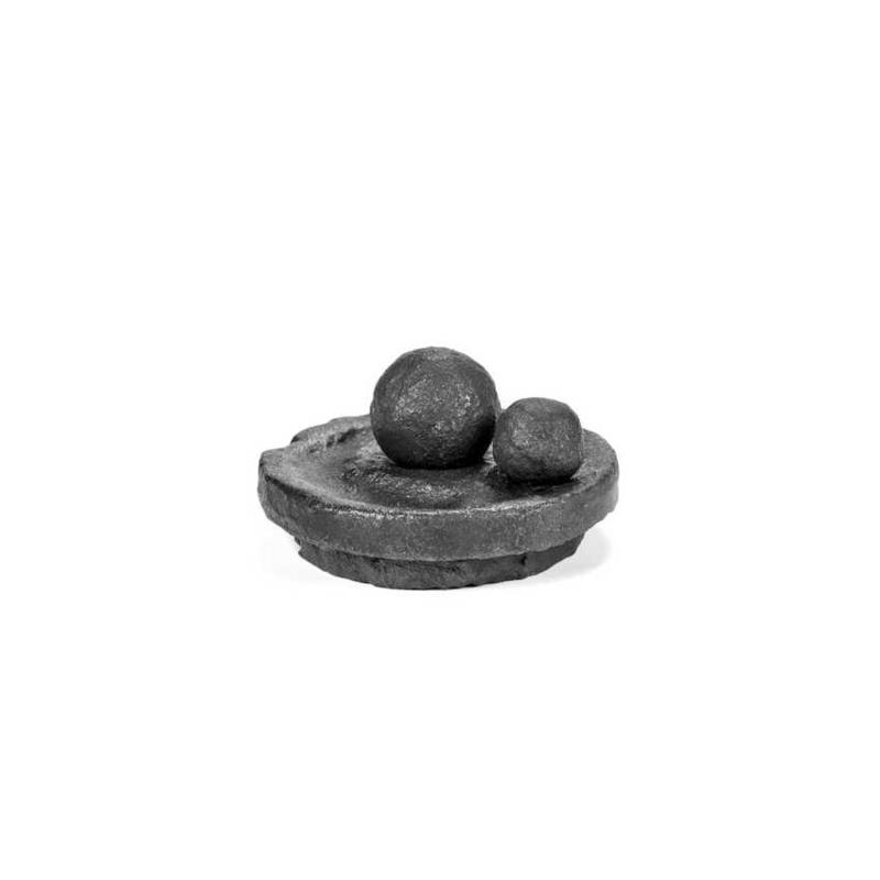 Zout en peper vijzel 11,8cm - Knutson &  Ballouhey / Valerie Objects