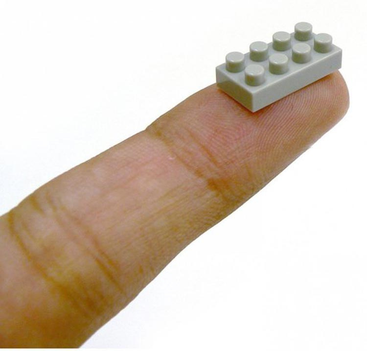 'Dodo' Japans mini lego - Nanoblocks