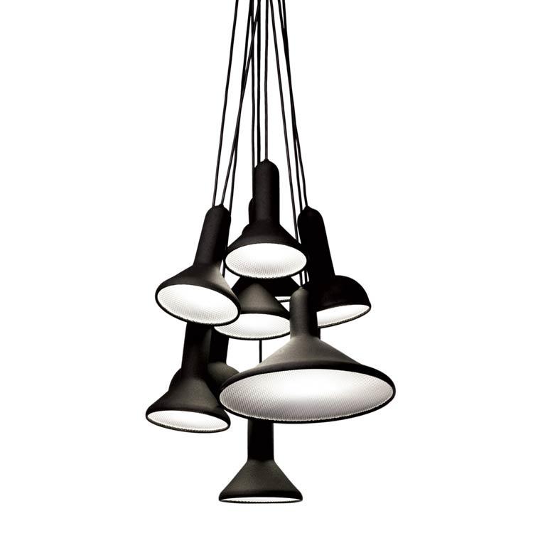 Torch S10 bundel hanglamp - Established & Sons