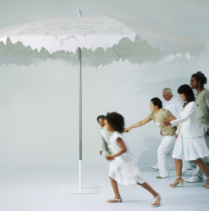 Shadylace parasol XL - Droog
