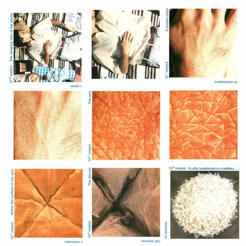 Flipbook Charles & Ray Eames: Powers Of Ten