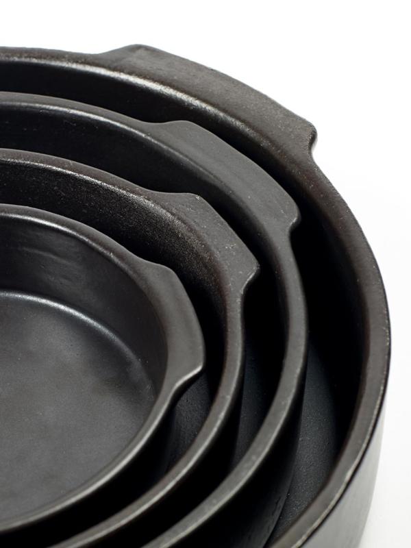 Ronde ovenschaal medium 20 cm - Serax / Pascale Naessens