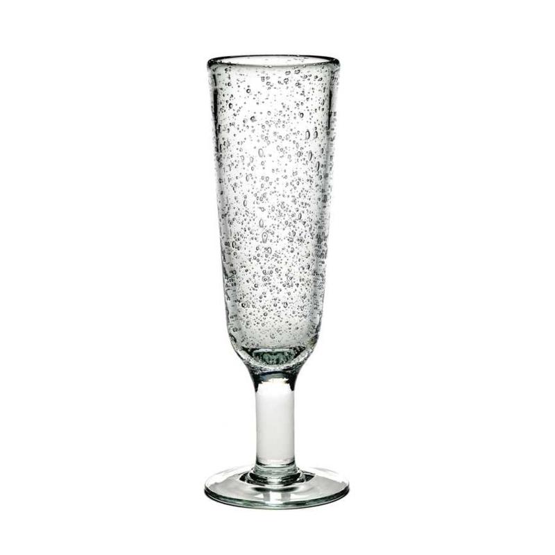 Champagneglas Pure 19.5 cm Serax / Pascale Naessens