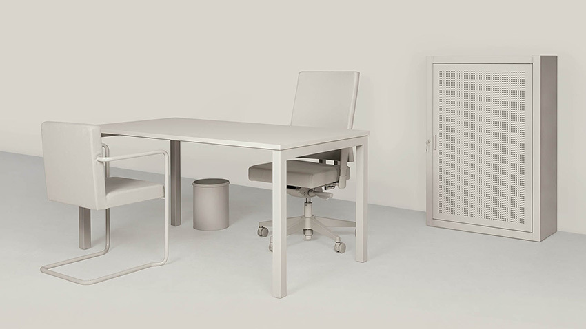 boring chair desk collection space encounters lensvelt