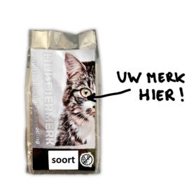 Uw eigen merk graanvrij kattenvoer