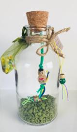wensfles groen
