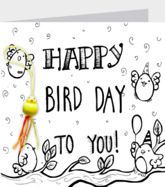 B23 Happy bird day