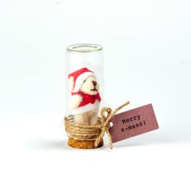 Kerstknuffel midi