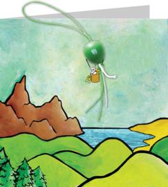P62 Luchtballon