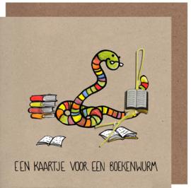 N21 Boekenwurm